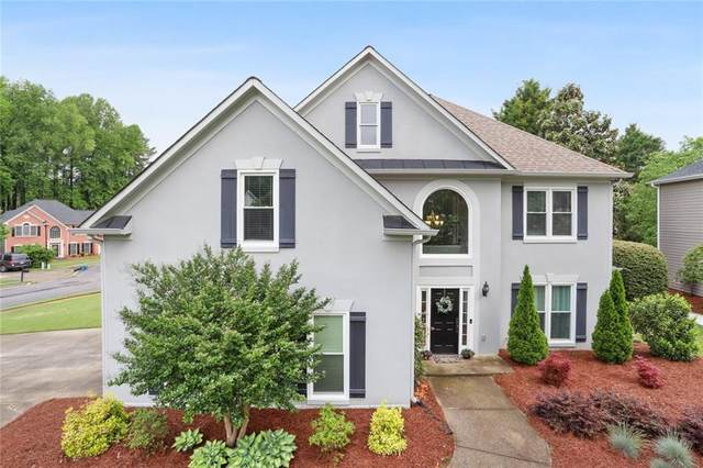 2005 Benson Court, Alpharetta, GA 30009 (MLS #6879857) :: North Atlanta Home Team