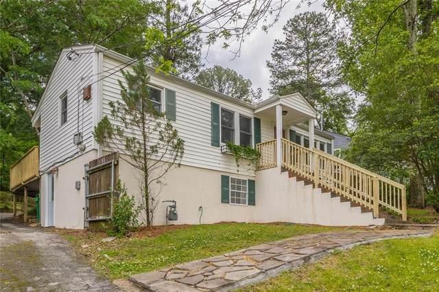 1039 Shepherds Lane NE, Atlanta, GA 30324 (MLS #6879859) :: Tonda Booker Real Estate Sales