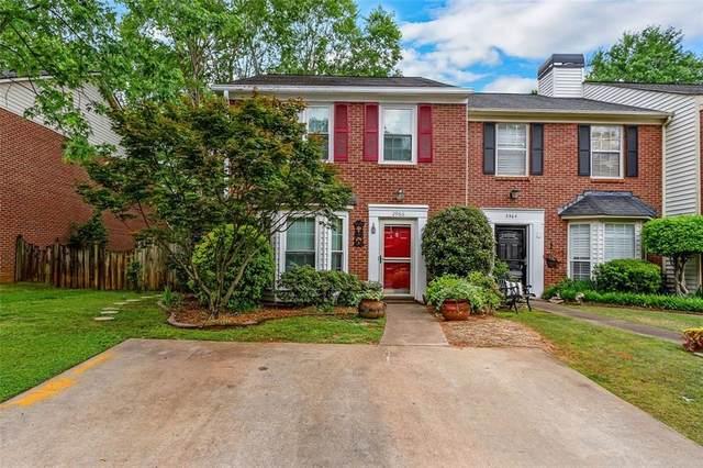 2966 Lexington Trace Drive SE, Smyrna, GA 30080 (MLS #6879866) :: Tonda Booker Real Estate Sales