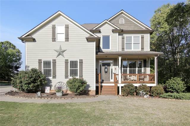321 Red Fox Drive, Canton, GA 30114 (MLS #6879867) :: The Hinsons - Mike Hinson & Harriet Hinson