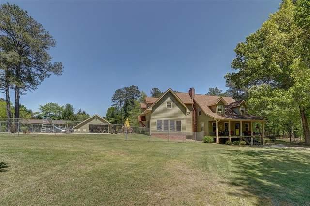 4983 Richardson Road SW, Stockbridge, GA 30281 (MLS #6879869) :: Tonda Booker Real Estate Sales