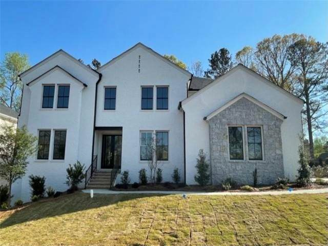 4568 Eastwood Trail, Marietta, GA 30068 (MLS #6879873) :: Thomas Ramon Realty