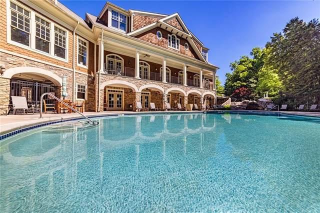 200 River Vista Drive #238, Atlanta, GA 30339 (MLS #6879879) :: Tonda Booker Real Estate Sales