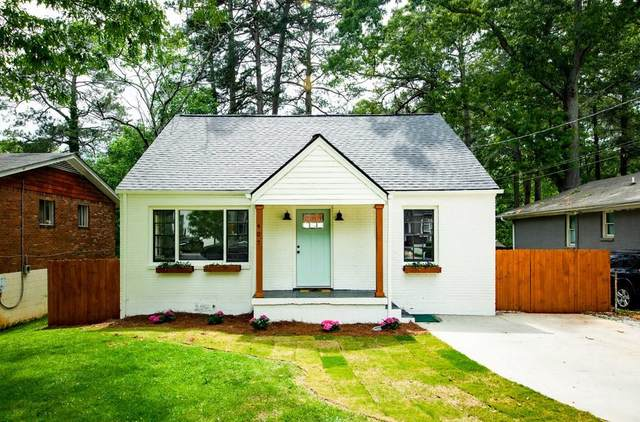 427 Hooper Street SE, Atlanta, GA 30317 (MLS #6879923) :: Tonda Booker Real Estate Sales