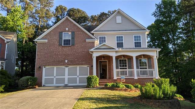 417 Collins Glen Court, Lawrenceville, GA 30043 (MLS #6879933) :: North Atlanta Home Team