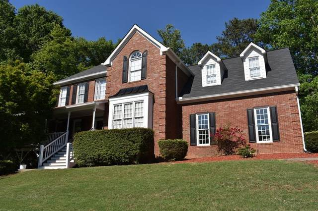 1614 Rocky Top Drive SW, Lilburn, GA 30047 (MLS #6879960) :: The North Georgia Group