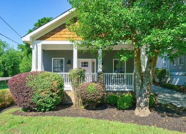 176 Mayson Avenue NE, Atlanta, GA 30307 (MLS #6879968) :: North Atlanta Home Team