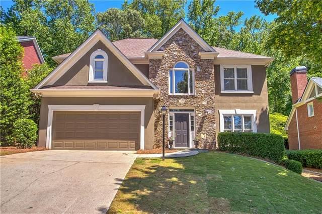 4733 Ashford Club Drive, Atlanta, GA 30338 (MLS #6879987) :: North Atlanta Home Team