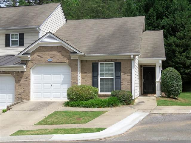 439 Colonial Walk, Woodstock, GA 30189 (MLS #6879992) :: North Atlanta Home Team