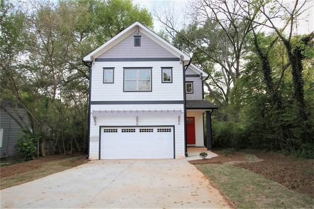 1861 Flat Shoals Road SE, Atlanta, GA 30316 (MLS #6879995) :: The Justin Landis Group