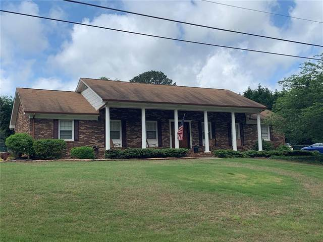 558 Greenvalley Drive, Winder, GA 30680 (MLS #6880026) :: The Hinsons - Mike Hinson & Harriet Hinson