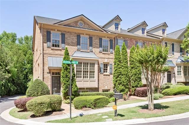 4415 Wilkerson Manor Drive SE, Smyrna, GA 30080 (MLS #6880030) :: North Atlanta Home Team