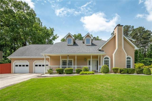 420 Surveyors Point, Suwanee, GA 30024 (MLS #6880031) :: North Atlanta Home Team