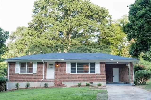 279 Culver Street, Lawrenceville, GA 30046 (MLS #6880041) :: Kennesaw Life Real Estate