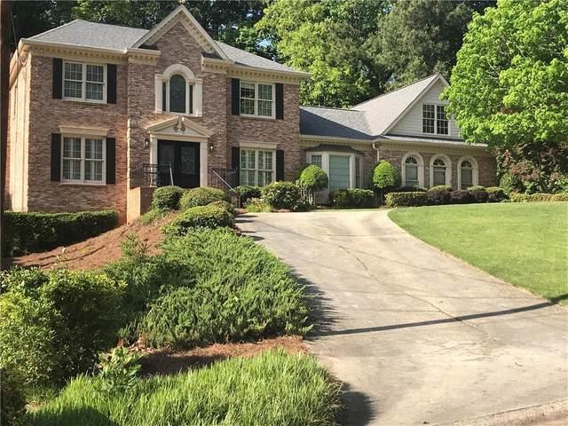 2850 Cravey Trail NE, Atlanta, GA 30345 (MLS #6880059) :: The Kroupa Team | Berkshire Hathaway HomeServices Georgia Properties