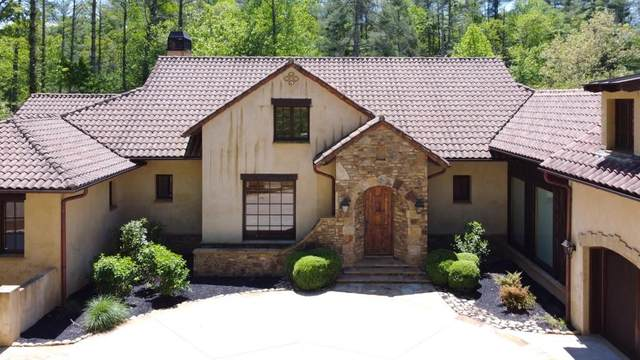616 Via Arentina, Dahlonega, GA 30533 (MLS #6880066) :: North Atlanta Home Team