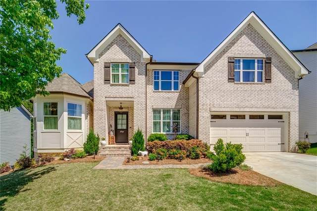 528 Blue Mountain Rise, Canton, GA 30114 (MLS #6880093) :: The Hinsons - Mike Hinson & Harriet Hinson