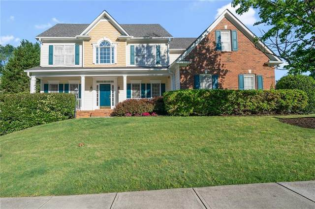 4251 Chastain Pointe NW, Kennesaw, GA 30144 (MLS #6880106) :: Thomas Ramon Realty