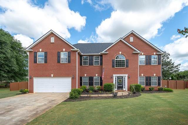 5815 Little Doe Walk, Flowery Branch, GA 30542 (MLS #6880108) :: The Gurley Team