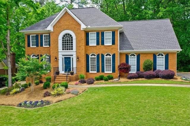 3270 Arborwoods Drive, Alpharetta, GA 30022 (MLS #6880112) :: North Atlanta Home Team