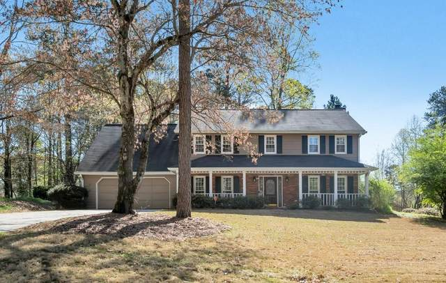 2200 Chimney Springs Drive, Marietta, GA 30062 (MLS #6880115) :: Kennesaw Life Real Estate