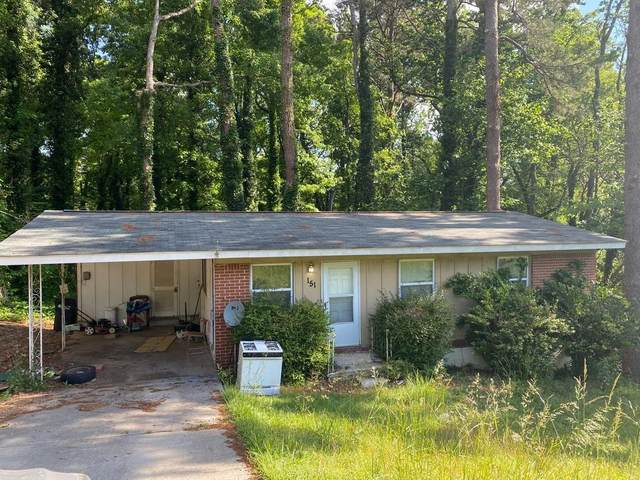 151 Windy Hill Road SW, Marietta, GA 30060 (MLS #6880137) :: Kennesaw Life Real Estate