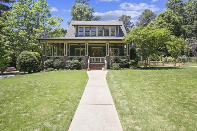 33 Lakeshore Drive, Avondale Estates, GA 30002 (MLS #6880147) :: North Atlanta Home Team