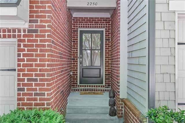 2250 W Village Junction Way SE #2250, Smyrna, GA 30080 (MLS #6880148) :: North Atlanta Home Team