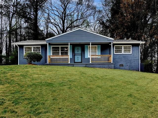 3222 Jamaica Road NW, Atlanta, GA 30318 (MLS #6880149) :: Good Living Real Estate