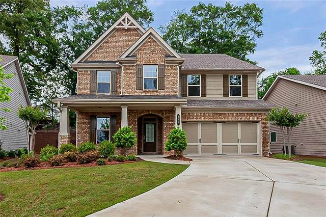141 Bergenia Way, Canton, GA 30115 (MLS #6880163) :: RE/MAX Paramount Properties