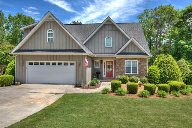 111 Towne Lake Drive NE, Calhoun, GA 30701 (MLS #6880172) :: The Gurley Team