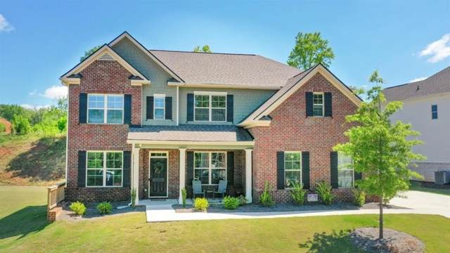 389 Carmichael Circle, Canton, GA 30115 (MLS #6880173) :: North Atlanta Home Team
