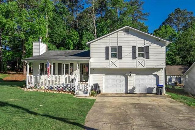 512 Pebble Point Drive, Loganville, GA 30052 (MLS #6880205) :: The Hinsons - Mike Hinson & Harriet Hinson