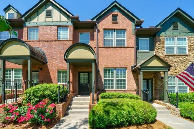 1402 Ashford Creek Circle NE #607, Brookhaven, GA 30319 (MLS #6880207) :: Maria Sims Group