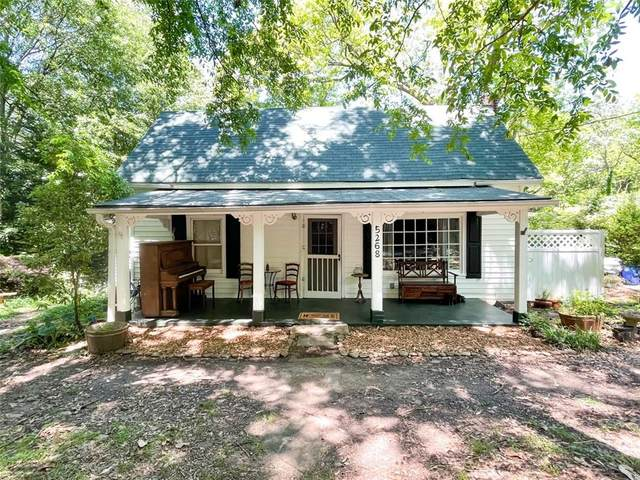 5268 Manor Drive, Stone Mountain, GA 30083 (MLS #6880208) :: Rock River Realty