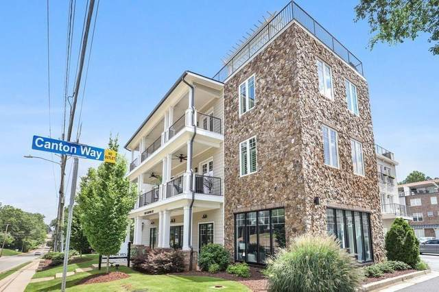 112 Canton Way, Roswell, GA 30075 (MLS #6880210) :: Maria Sims Group