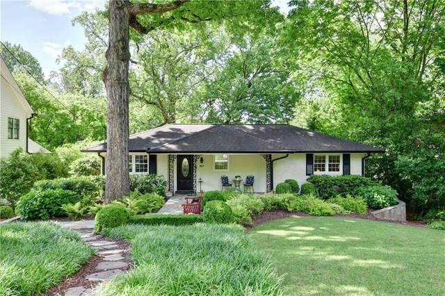 317 Eureka Drive NE, Atlanta, GA 30305 (MLS #6880221) :: The Gurley Team
