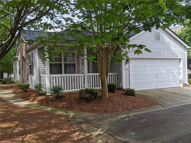 627 Windcroft Circle NW, Acworth, GA 30101 (MLS #6880225) :: The Cowan Connection Team