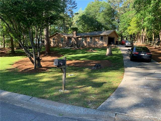 939 Rock Oak Lane, Lawrenceville, GA 30046 (MLS #6880251) :: Maria Sims Group