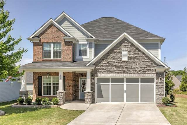 318 Pebblestone Lane, Canton, GA 30115 (MLS #6880264) :: The Kroupa Team | Berkshire Hathaway HomeServices Georgia Properties
