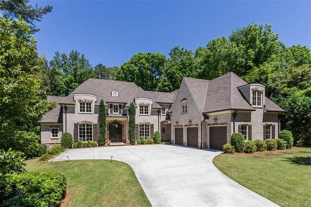 4265 Conway Valley Road NW, Atlanta, GA 30327 (MLS #6880281) :: The Gurley Team