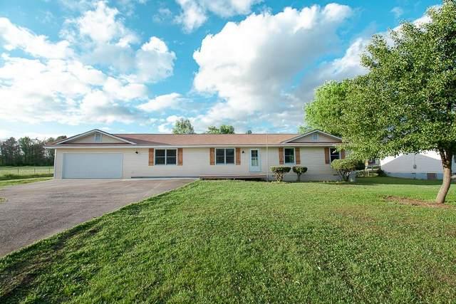 265 Crowe Springs Road NW, Cartersville, GA 30121 (MLS #6880289) :: The Hinsons - Mike Hinson & Harriet Hinson