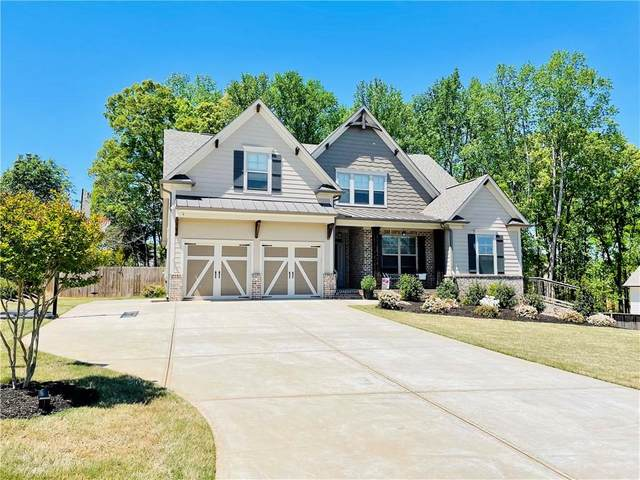 4218 Norton Lane, Braselton, GA 30517 (MLS #6880292) :: The Hinsons - Mike Hinson & Harriet Hinson