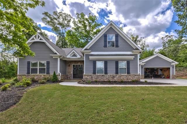 121 Emmaline Lane, Jefferson, GA 30549 (MLS #6880294) :: North Atlanta Home Team