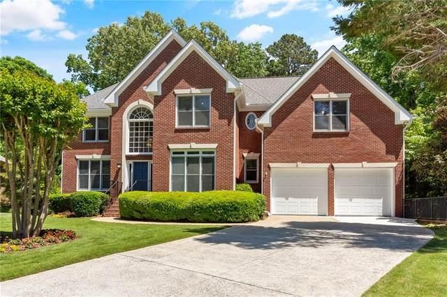 1691 Rosemont Place NE, Atlanta, GA 30329 (MLS #6880298) :: The North Georgia Group