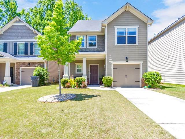4921 Parke Brook Drive, Acworth, GA 30101 (MLS #6880303) :: The Cowan Connection Team