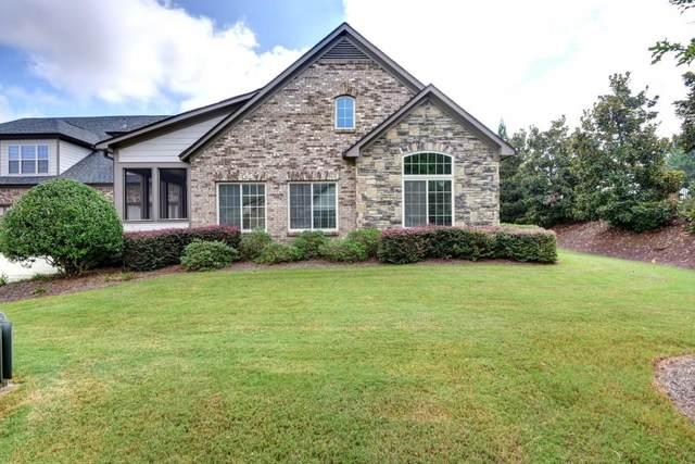 120 Chastain Road #604, Kennesaw, GA 30152 (MLS #6880304) :: North Atlanta Home Team