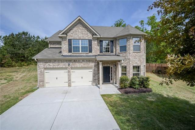 299 Prescott Drive, Acworth, GA 30101 (MLS #6880324) :: The Hinsons - Mike Hinson & Harriet Hinson