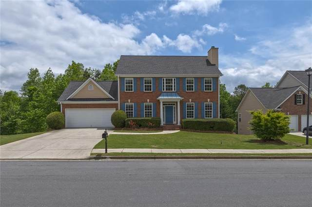 815 Sunset Ridge Lane, Lawrenceville, GA 30045 (MLS #6880330) :: North Atlanta Home Team