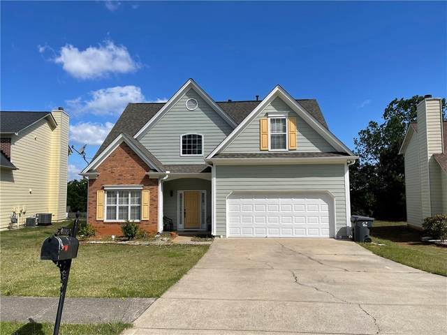 4695 Bradstone Trace NW, Lilburn, GA 30047 (MLS #6880331) :: North Atlanta Home Team